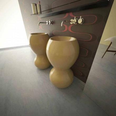 Ariel chiuveta de proiectare modernă din piatră, fabricată în Italia