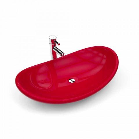 Design chiuveta pentru baie Aysun Made in Italy