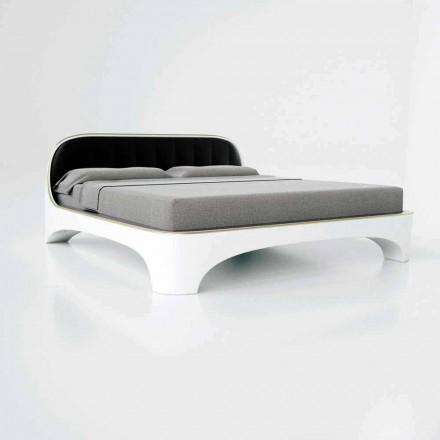 Design de lux Design modern cu pat dublu Elegance Made in Italy