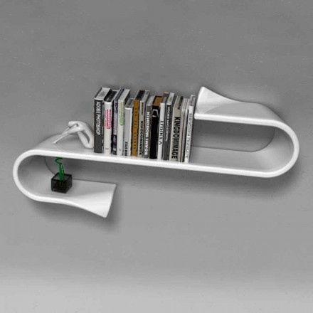 Rafturi moderne de design Waveshelf Viadurini Design Made in Italy