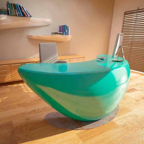 Biroul modern de birou Boomerang Realizat în Italia
