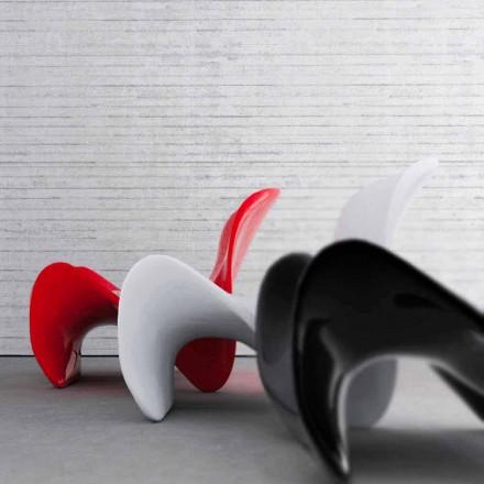 Fotoliu de design modern Forma fabricat în Italia