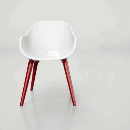Manù Scaun modern de design realizat în Italia