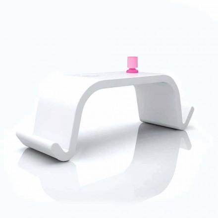 Acton birou de birou modern de design, negru sau alb