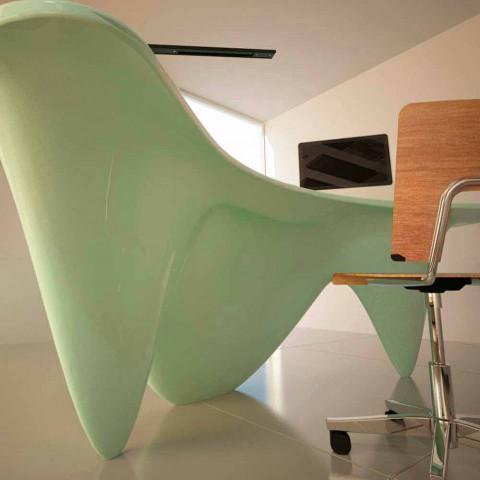 Sinuous Made in Italia Mobilier de birou Birou