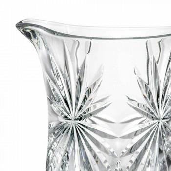 2 ulcioare de apă de proiectare cu decor ultraclear din sticlă sonoră superioară - Daniele