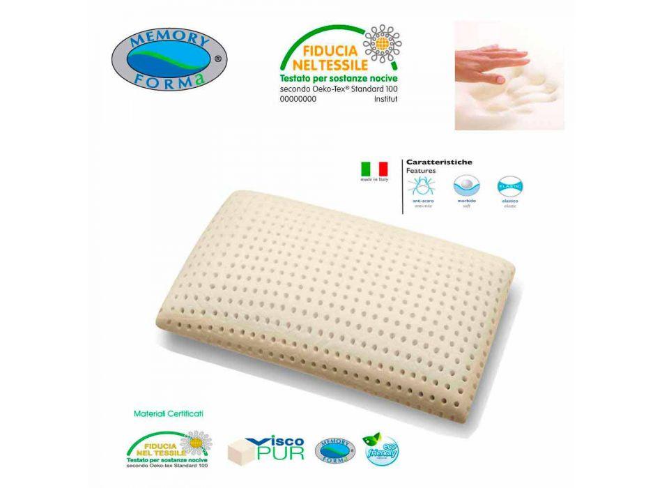 2 antialergică și respirabil perne de spuma de memorie Zona de Memorie 5