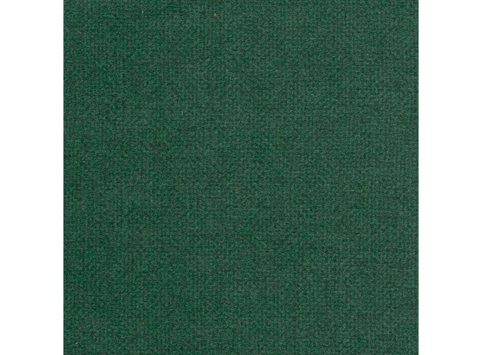 2 fotolii de sufragerie din țesături colorate și frasin de design - Duchessa