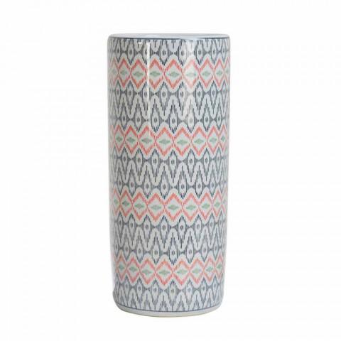2 suport umbrelă din porțelan decorat cu autocolant Homemotion - Nando