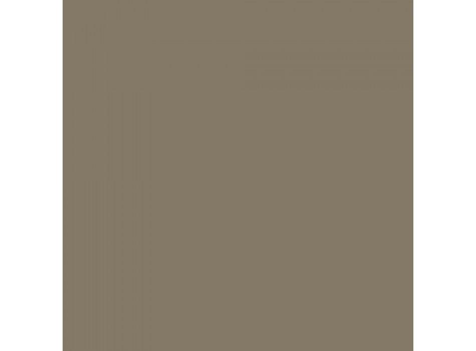 2 taburete stivuibile în aer liber din polipropilenă Made in Italy - Calista
