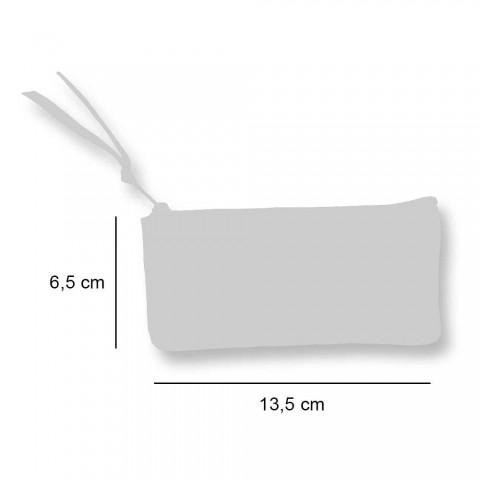 3 Mufe de bumbac de înaltă calitate, realizate manual - Viadurini by Marchi