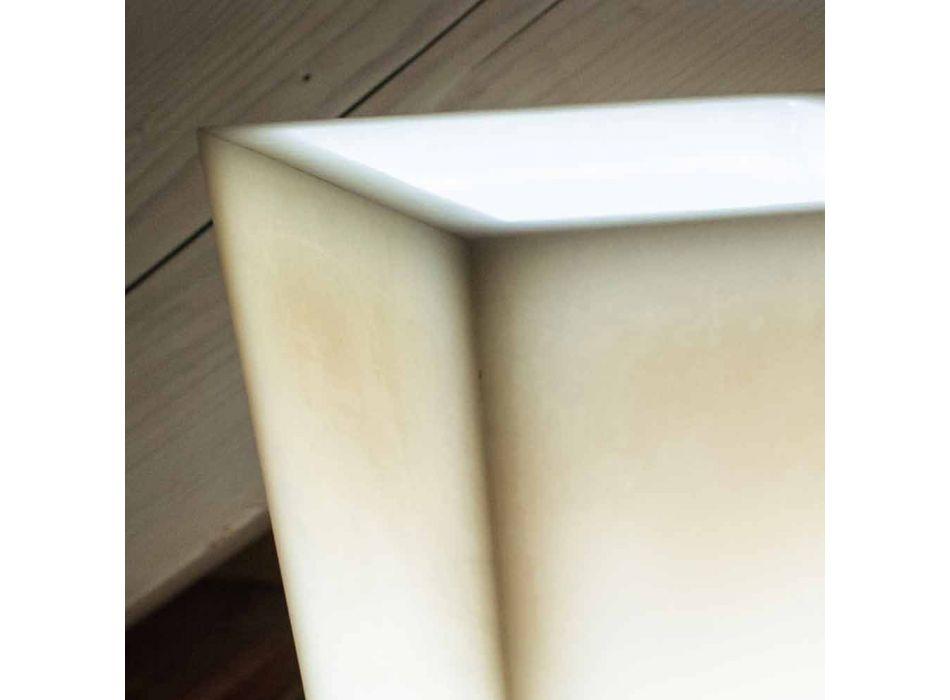 Abat-jour în Ceară parfumată Scratched Effect Design Made in Italy - Monia