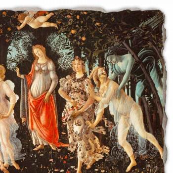 """Fresco manual a lui Botticelli """"Alegoria de primăvară"""""""