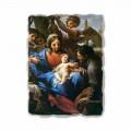 """Fresco Francesco Mancini """"Rest in timpul zborului în Egipt"""""""