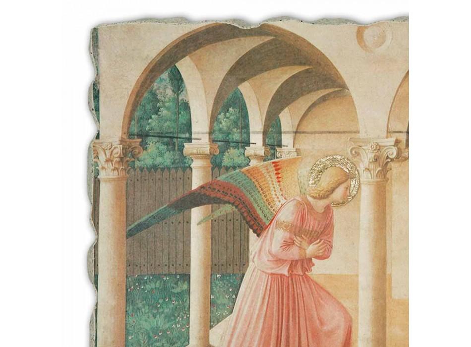 """Marele Fresco Beato Angelico """"Buna Vestire"""" made in Italia"""