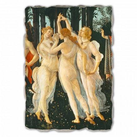 "mare Botticelli Fresca ""Alegoria Spring"" parte."