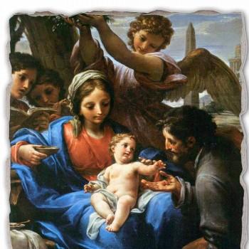 """Great Fresco F.Mancini """"Restul in timpul zborului în Egipt"""""""