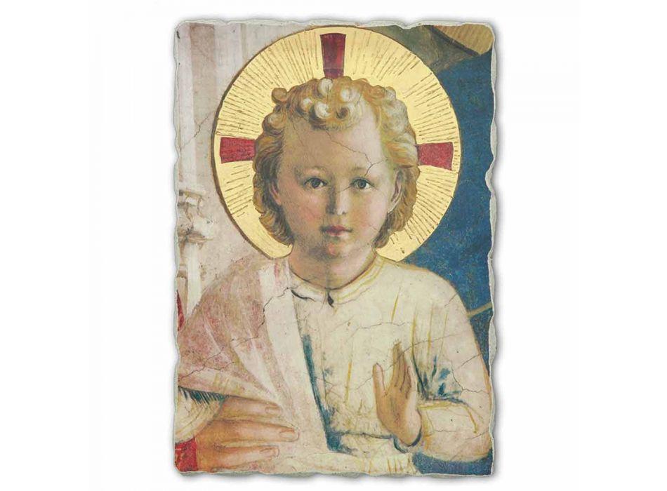 "Great Fresco manual Beato Angelico ""Madonna Umbre"""