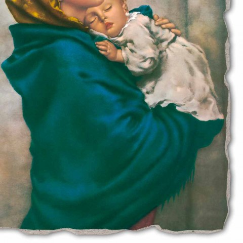 "Marele Fresco manual Ferruzzi ""Our Lady of Rest"""