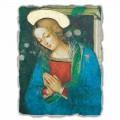 """Marele manual Fresco în Italia Pinturicchio """"Nașterea Domnului"""""""