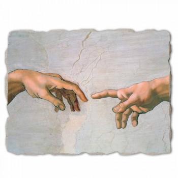 """mare fresca lui Michelangelo """"Crearea lui Adam"""" speciale"""