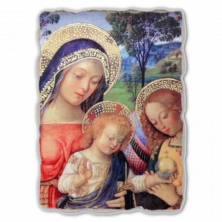"""Marele Fresco Pinturicchio """"Madonna della Pace"""" speciale"""