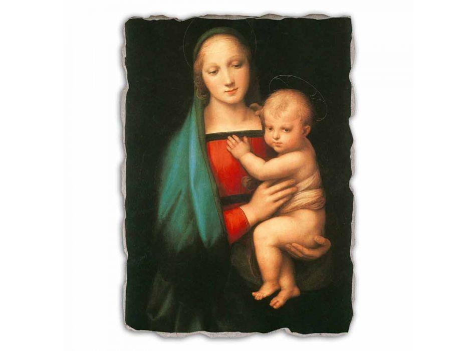 """Marele Fresco Raffaello Sanzio """"Madonna del Granduca"""""""