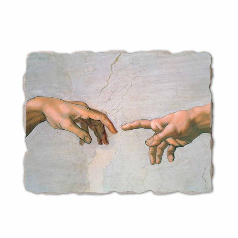 """Fresca a făcut în Italia parte a lui Michelangelo """"Crearea lui Adam""""."""