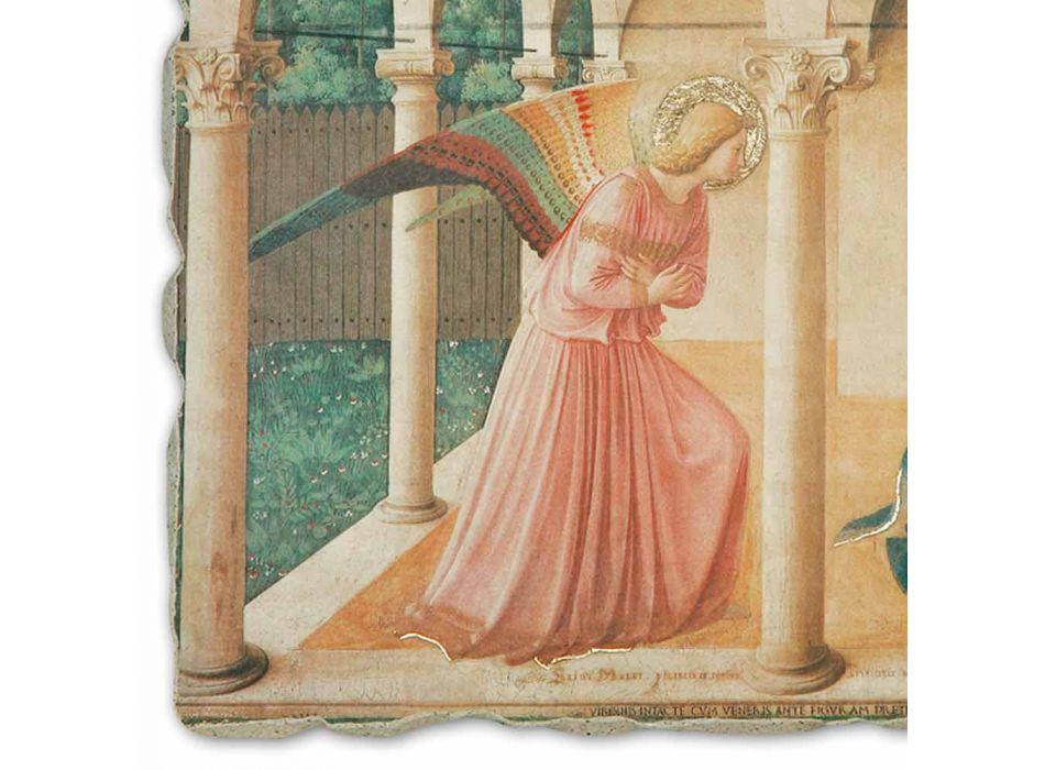 """Beato Angelico Fresco reproducere """"Buna Vestire"""" manual"""