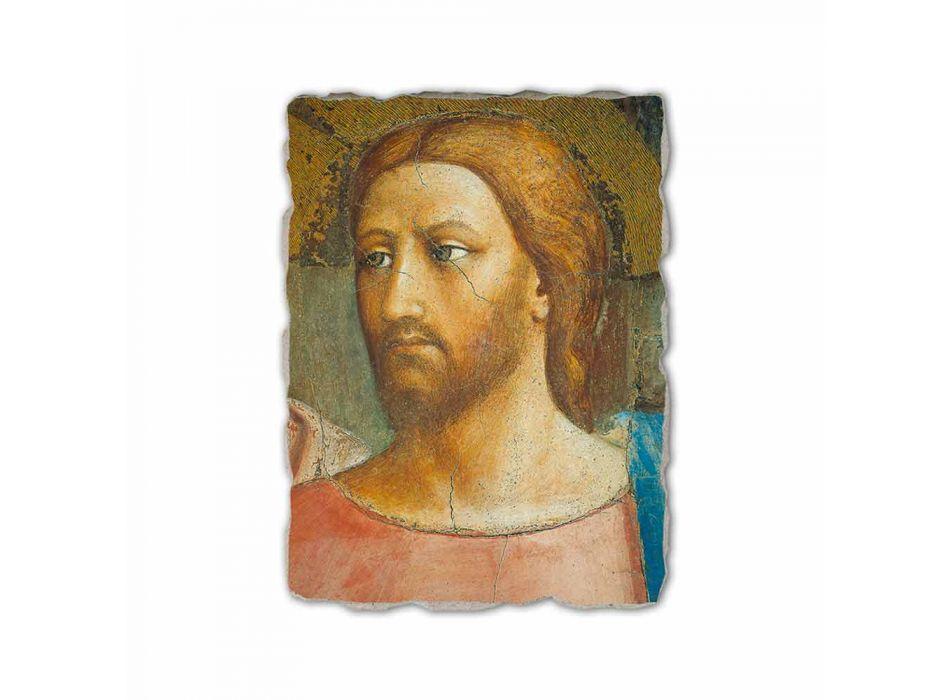 "Reproducerea Fresco manual Masaccio ""tributul"""