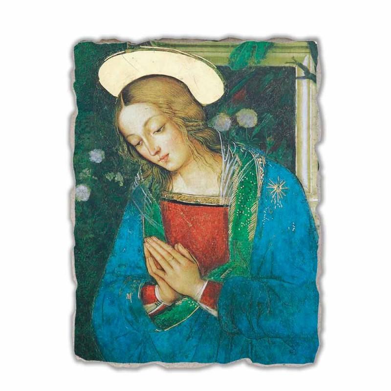 """Fresco Pinturicchio realizate manual reproducerea """"Nașterea Domnului"""""""