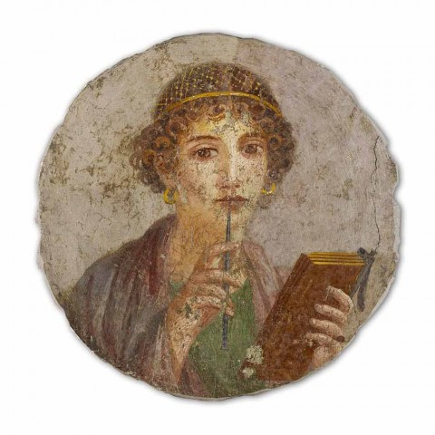 "Roman Fresco mare de joacă ""The Poet"""