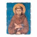 """Fresco joc mare Cimabue """"San Francesco"""" XIII-lea"""