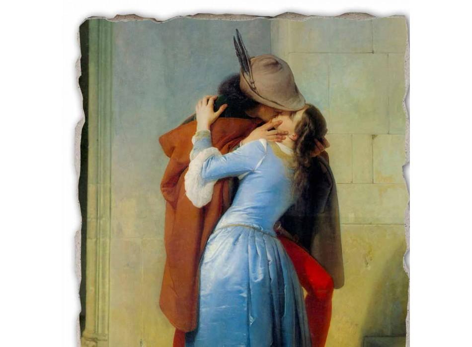 Fresco mare de reproducere făcut în Italia Hayez Kiss