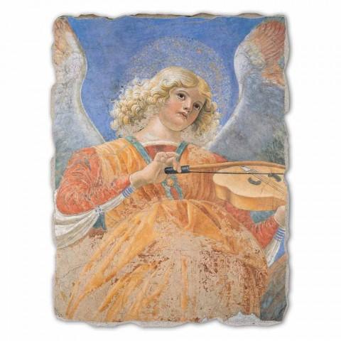"""Fresco mare joc Melozzo da Forlì """"Angelo Musicante"""""""