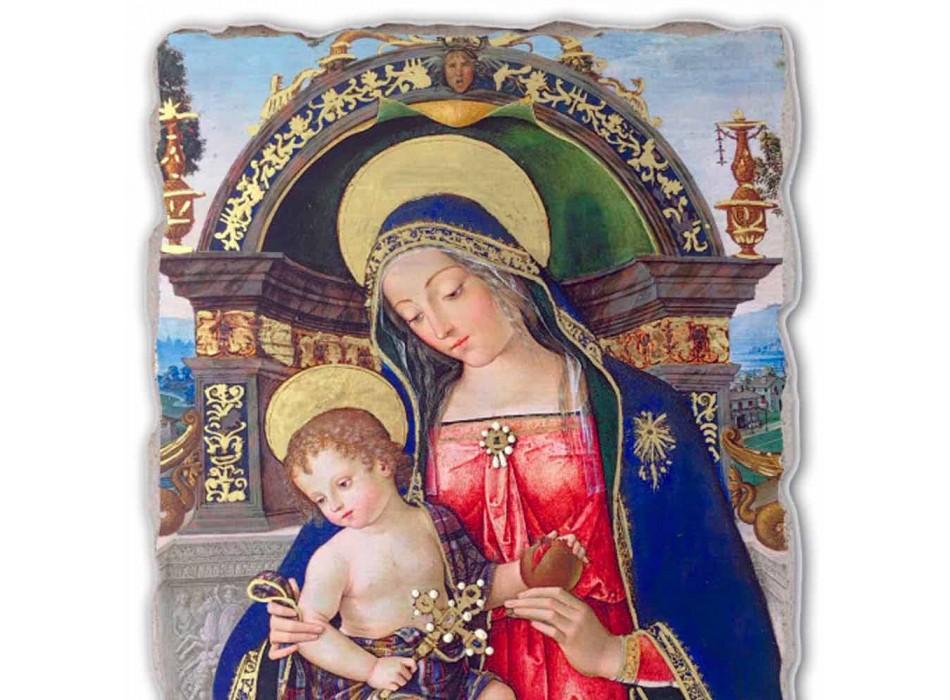 Fresco Pinturicchio juca Pala Santa Maria dei Fossi