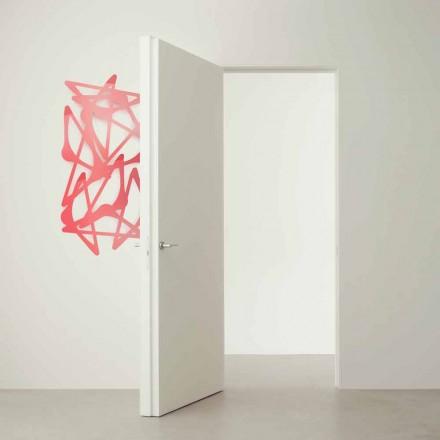Haine de designer de perete vertical blabla de Mabele