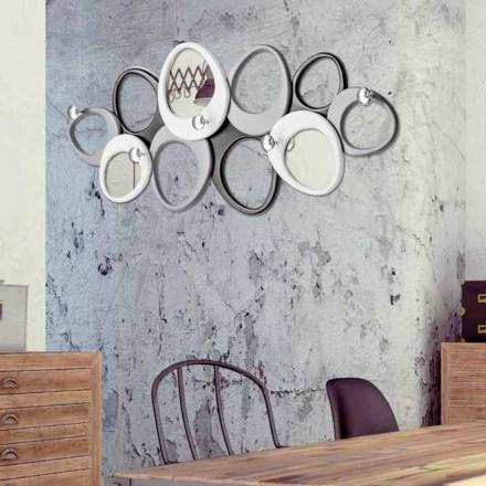 Wall hanger de design de Molecole de Viadurini Decor
