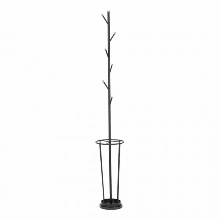 Stand modern pentru umbrelă de podea din fier - Melli