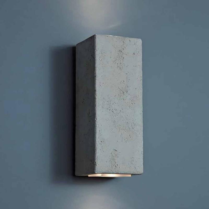 Smith - Toscot exterior LED lumina de perete în proiectarea de lămpi H 24 cm