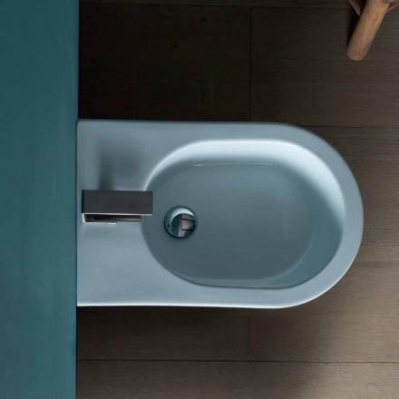 Ceramice bideu Sun 57x37cm design modern, realizat în Italia