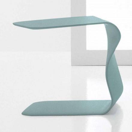 Bonaldo Duffy masă de cafea de design 48x60 poliuretan lăcuit făcut în Italia
