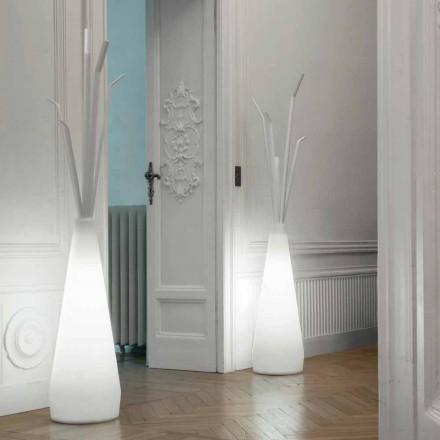 Bonaldo Kadou coat rack cu lumina de design din polietilenă făcute în Italia