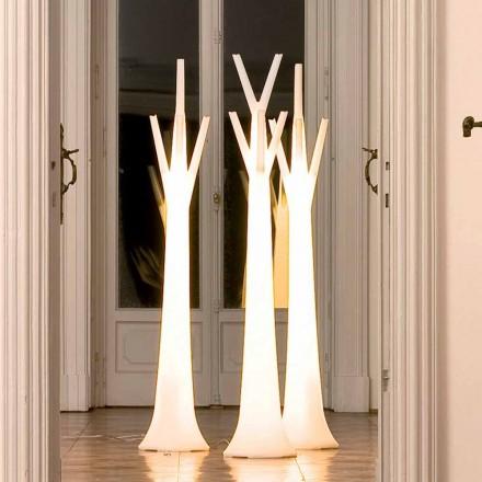 Bonaldo Arborele cu lumină din polietilenă fabricat în Italia