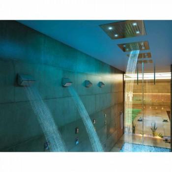 cap de duș Bossini de vis cu trei jeturi cu terapie modernă de culoare