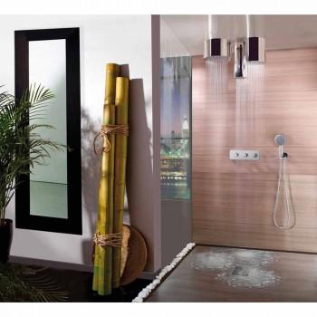 Bossini Oki cap de duș 200 cu un design modern, într-un jet