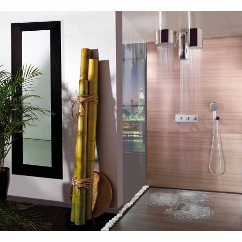 Bossini Oki rotund cap de duș într-un stil modern, cu jet