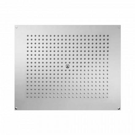 Cap de duș ultra-plat Bossini 570x470mm