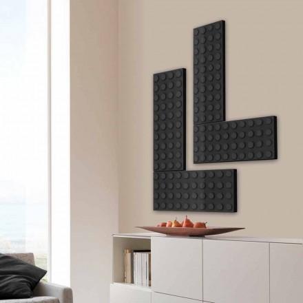 Brick radiator lego electrice realizate în Italia de H Scirocco