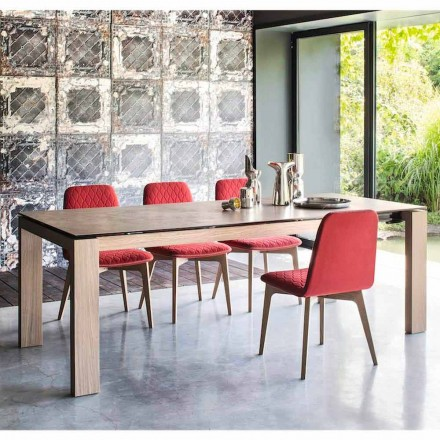 Sigma Calligaris Modern masă extensibilă de până la 220 cm ceramice